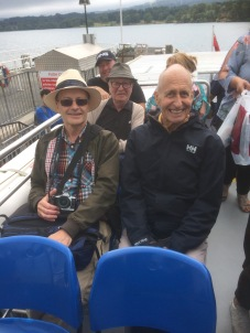 The sequel: Three men in a boat (again)