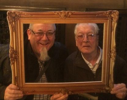 """""""We were framed"""""""