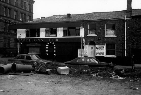 Napoleons Club, 1973